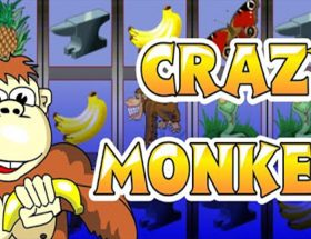 Ігровий автомат Crazy Monkey